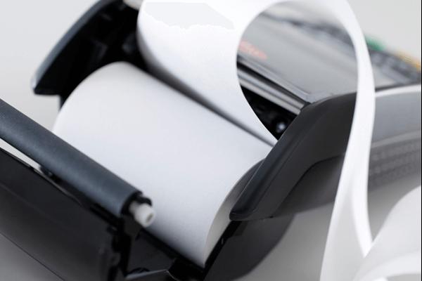 payment terminal printer