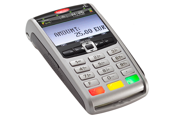 Ingenico Payment terminal iWL250